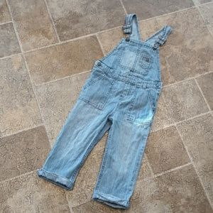Genuine Kids boy's size 2t overalls